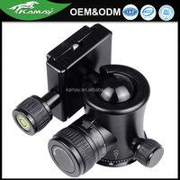 "Promotional Tripod Mount Adapter Ball Head Bolt Camera Platform with 1/4"" 3/8"" Screw"