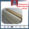 Waterproof inkjet printing Polyester Canvas 260gsm