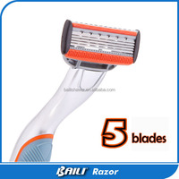 razor cartridges 5 blade trimmer
