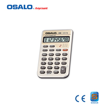 Rubber key mini pocket size calculator OS-101N