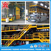 Automaticly, Modified asphalt waterproof membrane making machine in China