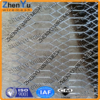 small hole expanded metal mesh (certification:ISO9001:2000)
