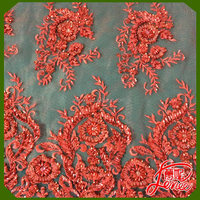 Women's Clothing Choice Top Quality Embroidery Lace Fabric