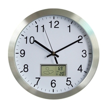 Cheapest price Trade assurance supplier wall clock year month day date time