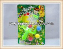 hot sell BEN10 plastic toys catapult slingshot