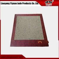 Suitable price no pollution adjust body functions migun thermal jade massage bed mattress