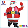 lighted Christmas father /inflatable Santa Claus outdoor decoration