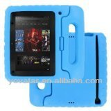 Hot Selling Kids shock Proof EVA foam stand Case for Kindle Fire with handle
