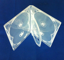 14mm Multi DVD Box Super Clear for 5/6DVDs