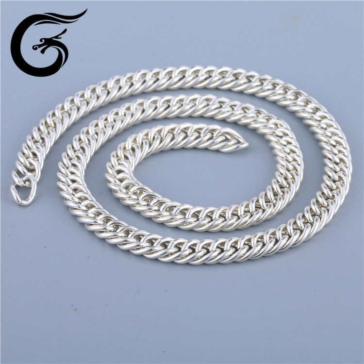charms wholesale platinum sterling silver chain