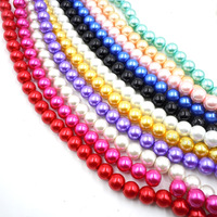 Wholesale High Quality Glass Pearls For