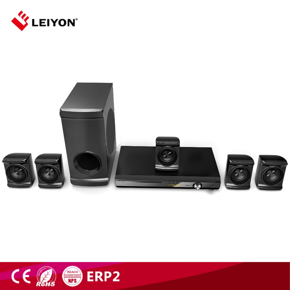 China supplier hot sale 140W LY-HT432 5.1 home theatre with leiyon brand
