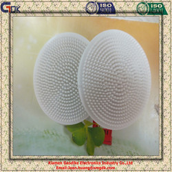 Durable waterproof silicone face washing brush
