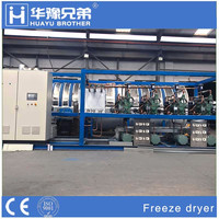 FD-50R large capacity freeze dryer for food quick drying