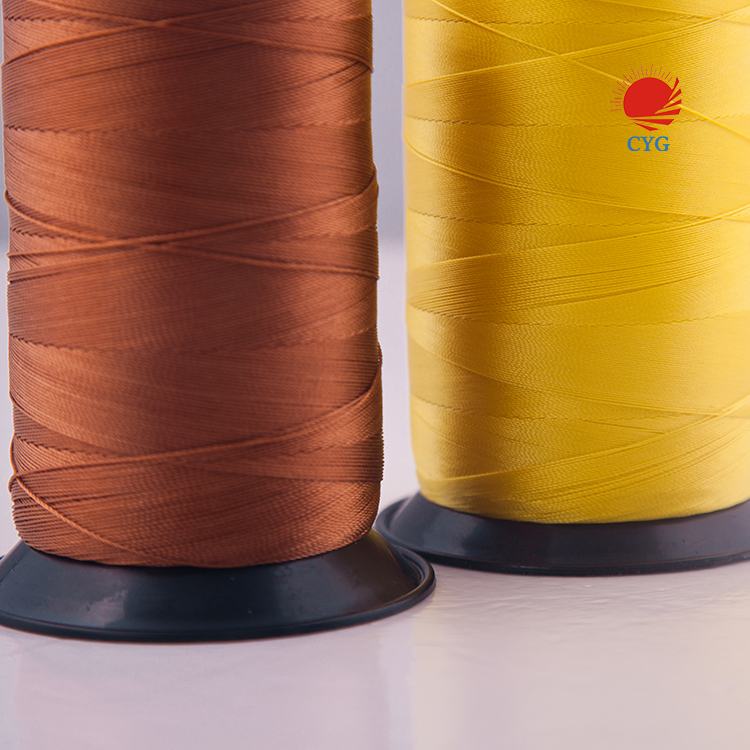 210D/3 Bonded nylon 66 sewing thread