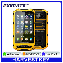 4.3 inch A2 android rugged waterproof cell phone android 4.1 tri-proof smartphone