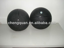 No-Bounce Slam ball Weighted Soft Medicine Fitness Ball