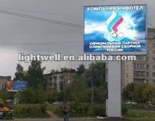 electronic products china rich color p20 advertising led moving display board