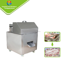 Stainless Steel Durable Meat Cutting Machine Preserved Meat Cutting Machine