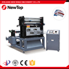 NewTop Best Sell 1000mm Length Industrial Roller PE Coated Paper Cup Die Cutting Machine For Drinks