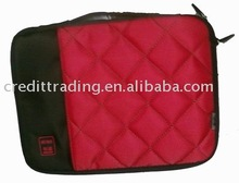RED designer laptop bag notebook