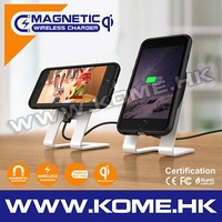 Magnetic QI wireless charger for Apple phone