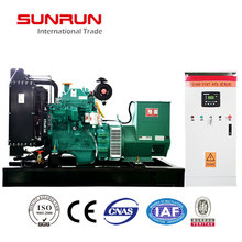 continuous use 30kw self running fuel less generator