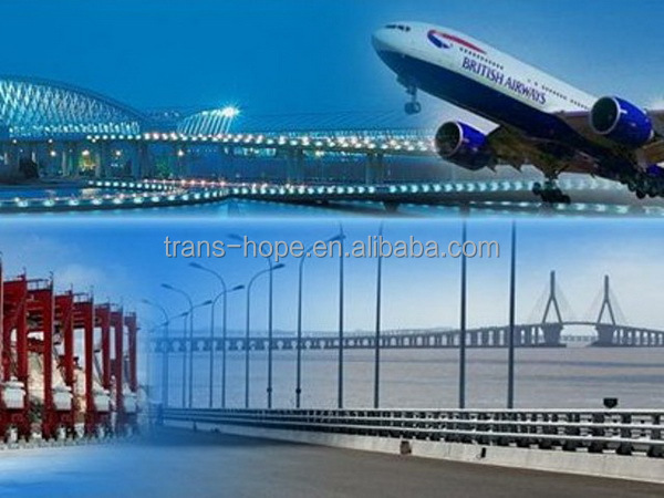 Design top sell shipping rates to manado from shanghai