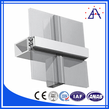 Best Quality Polish Aluminum Curtain Wall Operable Window