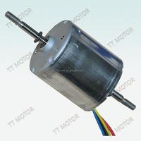 36 micro brushless dc motor for hair dryer