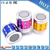 mini portable bluetooth professional type disco speaker portable wireless car subwoofer