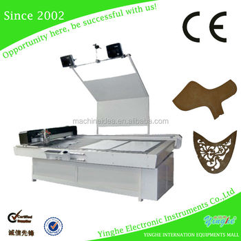 YH-1510-P Genuine leather cutting plotter