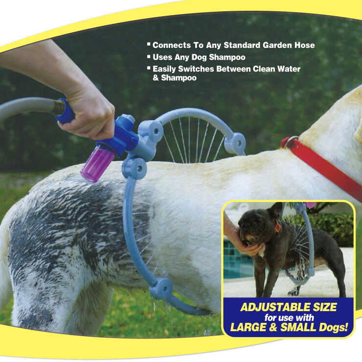 Newest foldable dog grooming kit dog wash 360 for any size pet