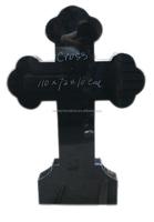 cross granite monument