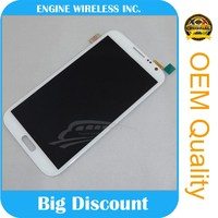 Mobile phone spare parts n7100 lcd touch screen for samsung galaxy note 2 china alibaba