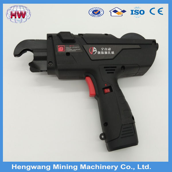 good quality low price rebar tying tool/rebar tying machine/steel bar tier