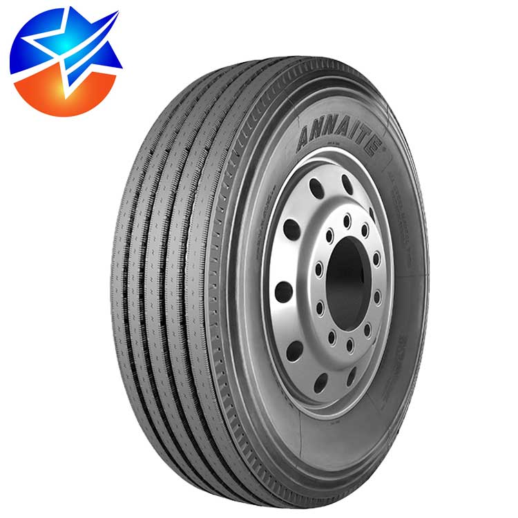 Amberstone 716 Annaite brand truck tire 396 radial truck tire 315/65r22.5