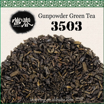 Special high end Gunpowder Green Tea 3503