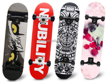 Fashion Design Heat Transfer Printing Film For Wood Skateboard