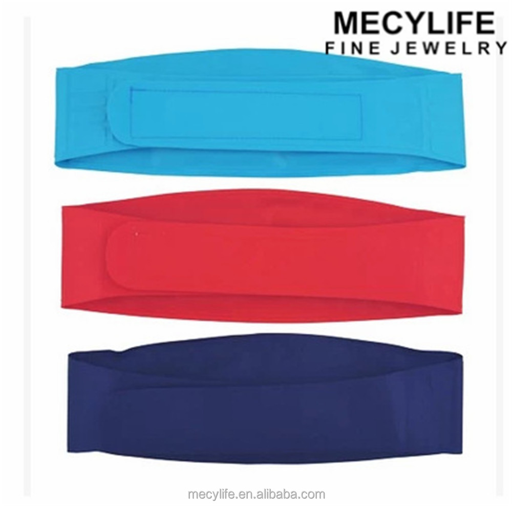 MECY LIFE wholesale simple velcro kids physiotherapy ice pack headband