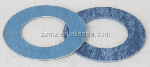 High Quality Sealing Gasket Made From Free Asbestos And Rubber Combined
