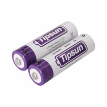 High capacity 2900mAh 1.5V FR6 AA lithium battery