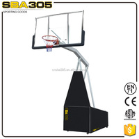 adjustable standard basketball sports equipment