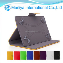 "New Folio universal PU Leather Stand Case For 7"" Tablet pc"