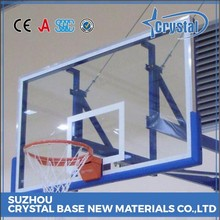Assessed Factory Glass Basketball Backboard
