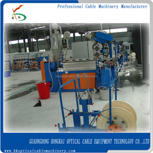 HK-35 electric wire and cable production line/plastic wire extrusion machine