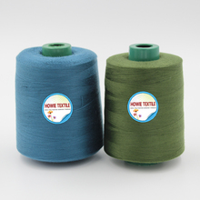Promotional polyester core spun poly poly 40/2 sewing thread