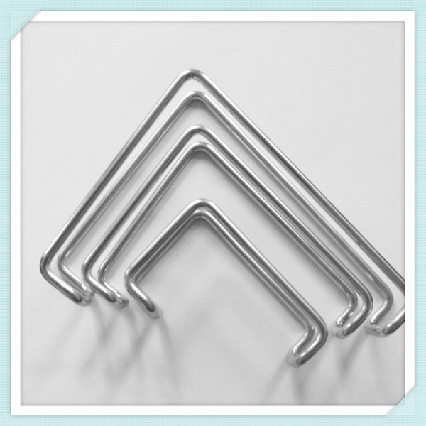 spring steel galvanized crate clip for importing