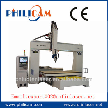 HOT HOT HOT SALE!!!GOOD QUALITY!!! the best quality and low price PHILICAM cnc router / 3d cnc router machine