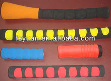 Rubber handle rubber foam handle Natural silicone synthetic rubber products manufacturer factory company